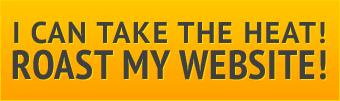 I CAN TAKE THE HEAT - ROAST MY WEBSITE