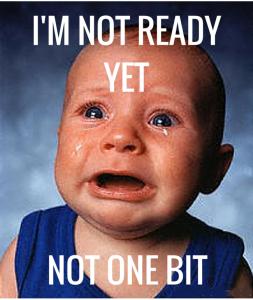 Crying baby meme