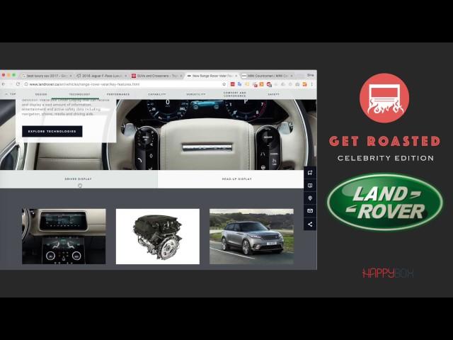 Celebrity Roasting   Land Rover Part 3   Ep 2